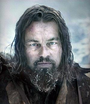 Leonardo DiCaprio as Hugh Glass - headstuff.org