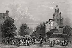 Philadelphia in the 18th century - headstuff.org