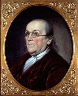 Benjamin Franklin - headstuff.org