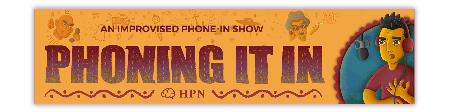 HPN Phoning It In Home Banner