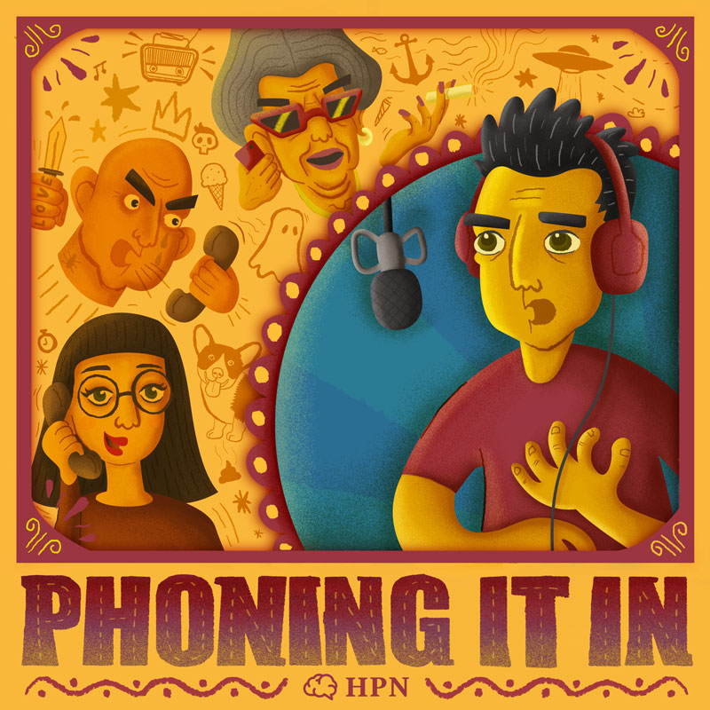 HeadStuff Podcast Network - Improv Podcast Phoning It In