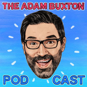The Adam Buxton Podcast at The Dublin Podcast Festival
