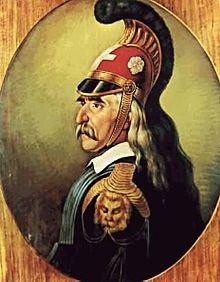 Theodoros Koloktrinos - headstuff.org