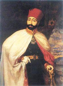 Mahmud II - headstuff.org