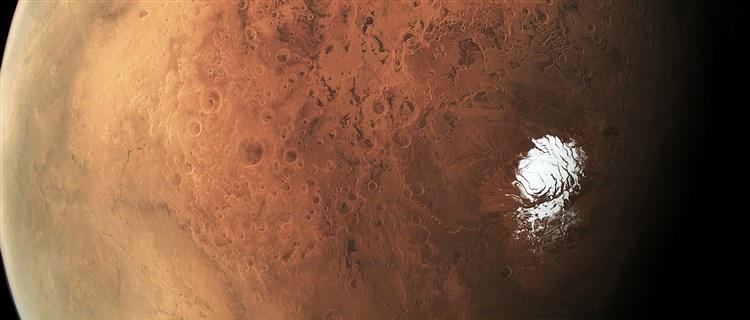 Mars lakes world news   HeadStuff.org