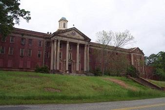 Georgia State Asylum - headstuff.org
