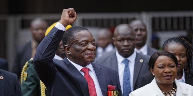 Mnangagwa Zimbabwe | HeadStuff.org