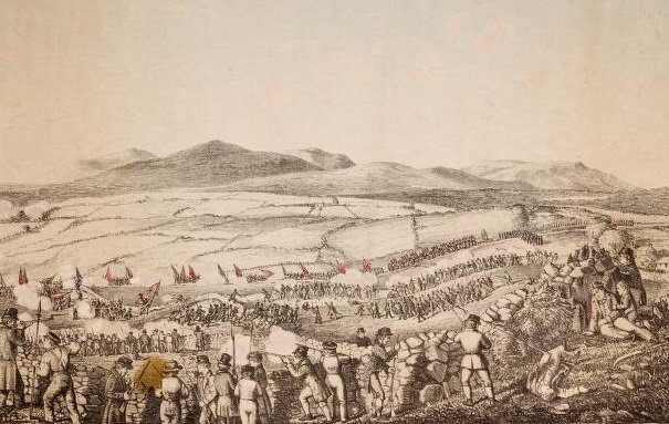 The Battle of Dolly's Brae Berwick | HeadStuff.org