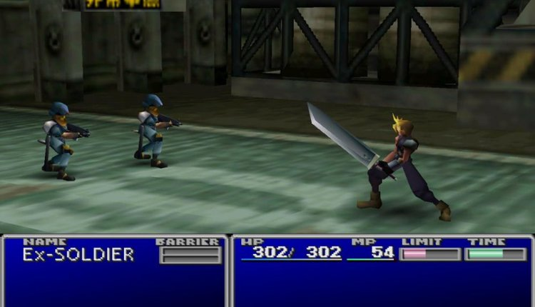 Final Fantasy VII - HeadStuff.org