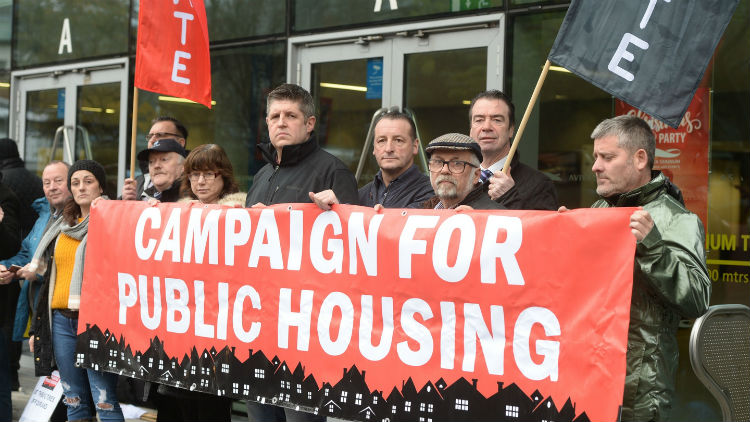 Housing Crisis Ireland - HeadStuff.org