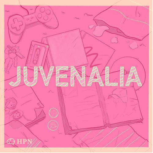 Juvenalia at the Dublin Podcast Festival