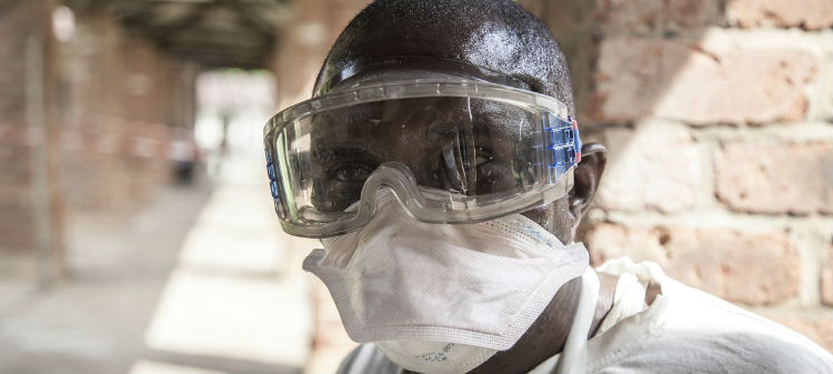 An Ebola Health Worker in DR Congo - HeadStuff.org