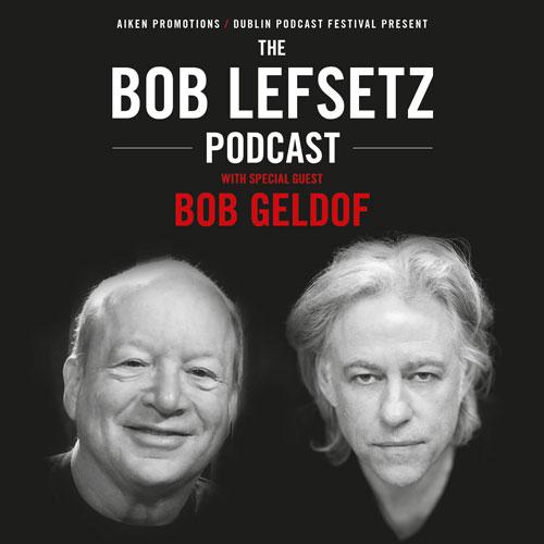 Bob Lefsetz Podcast at the HeadStuff Podcast Festival