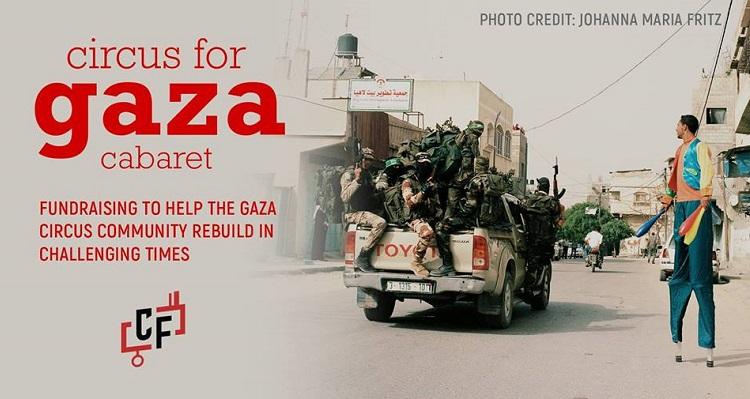 Circus Gaza | HeadStuff.org