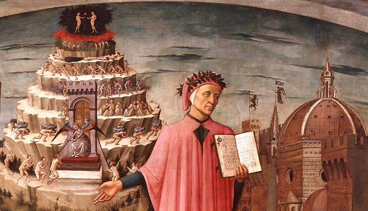 Image result for dante exiled from florence