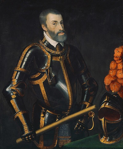 Emperor Charles V - headstuff.org