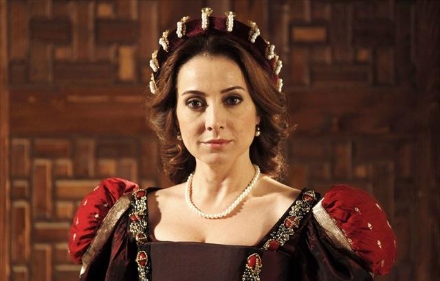 Dolunay Soysert as Gracia Mendes Nasi - headstuff.org