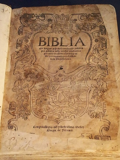The Ferrara Bible - headstuff.org