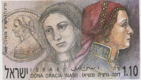 Gracia Mendes Nasi - headstuff.org