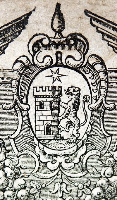 The Mendes coat of arms - headstuff.org