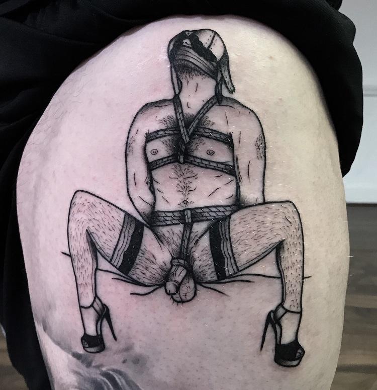 German Ferreiroa Dublin Tattoo | HeadStuff.org