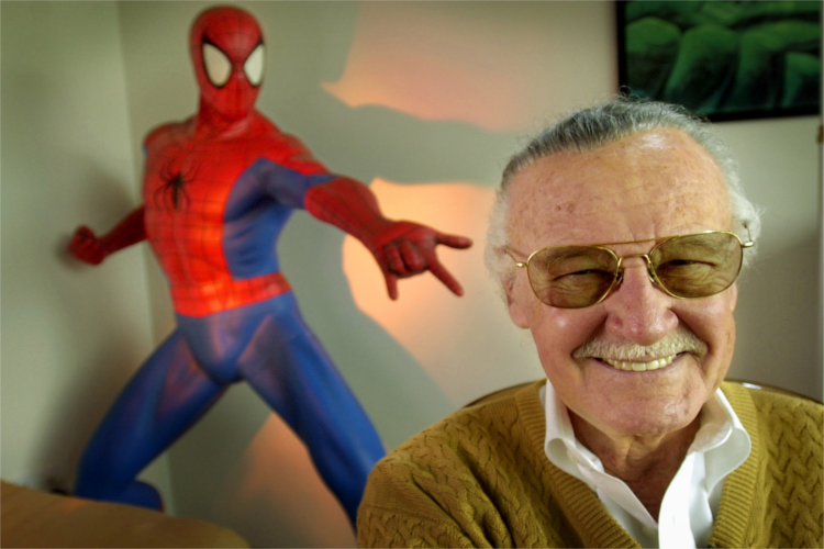 Stan Lee - Headstuff.org
