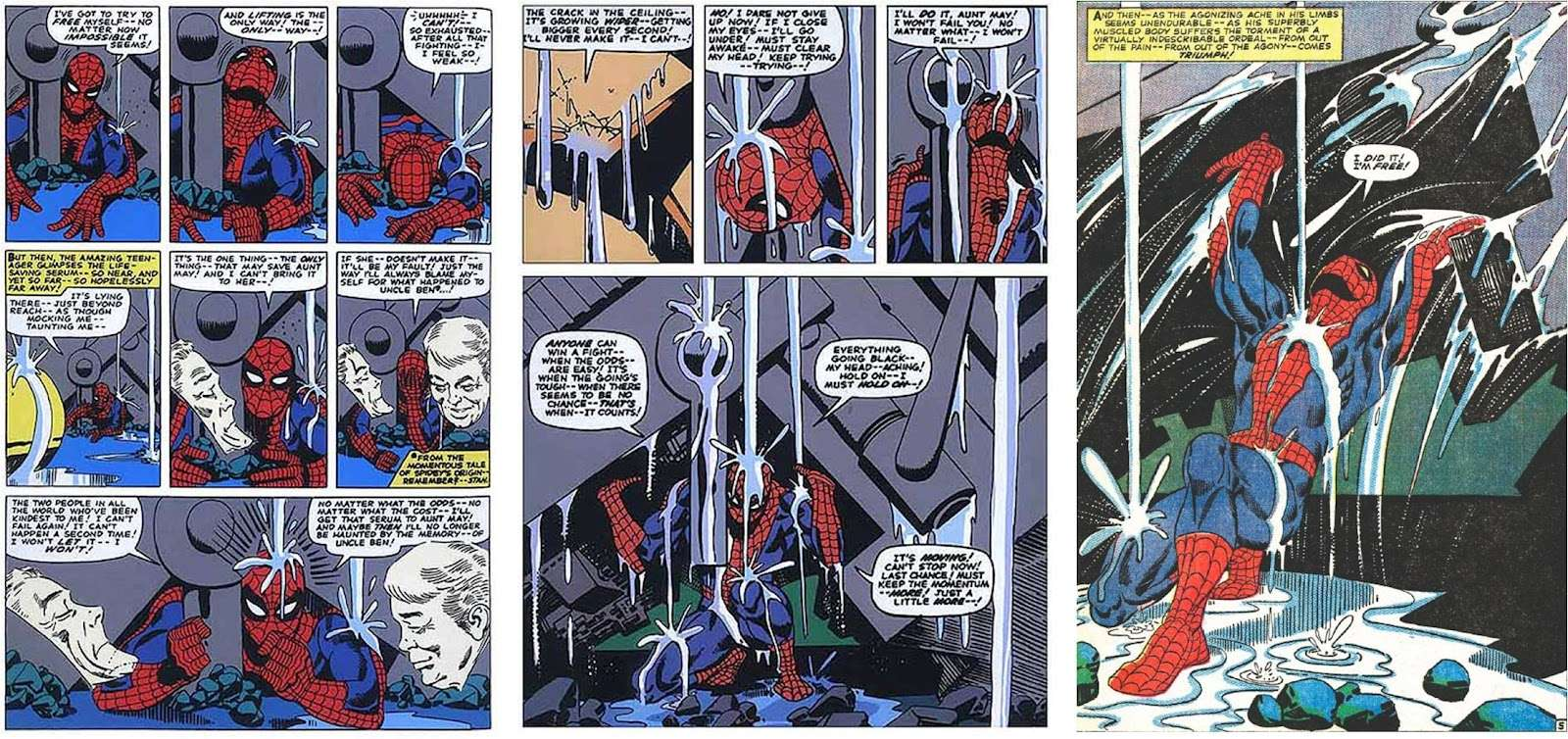 Stan Lee Vs Steve Ditko