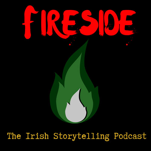 HeadStuff Podcast Network Fireside Podcast Artwork