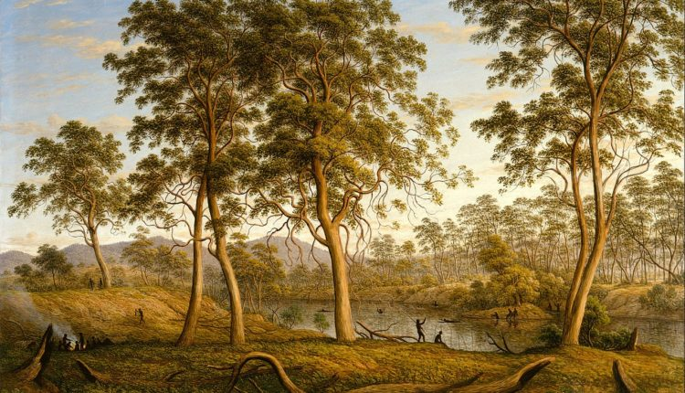 Ouse River by John Glover - headstuff.org