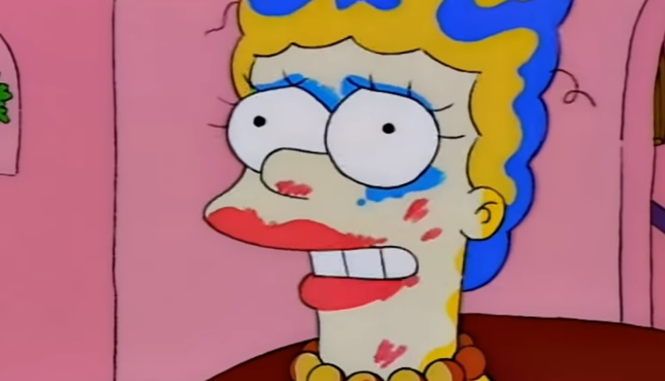 Makeup Simpsons | HeadStuff.org