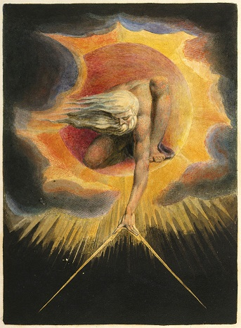 Urizen by William Blake - headstuff.org