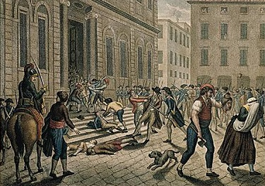 The massacres at Lyon - headstuff.org