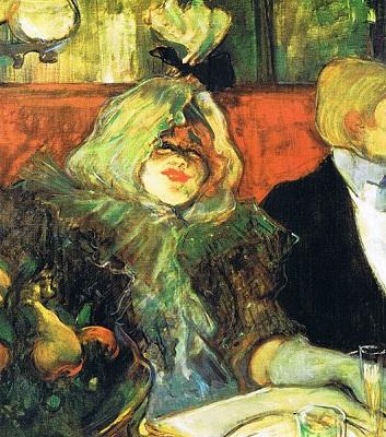 Au Rat Mort by Henri de Toulouse-Lautrec - headstuff.org