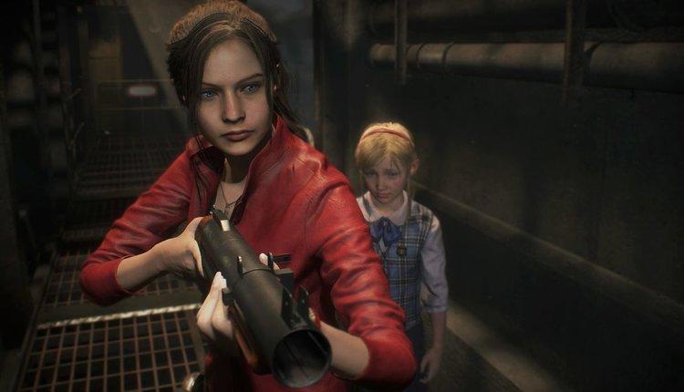 Resident Evil 2 - HeadStuff.org