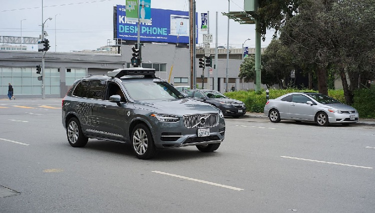 Self-driving cars Uber | HeadStuff.org
