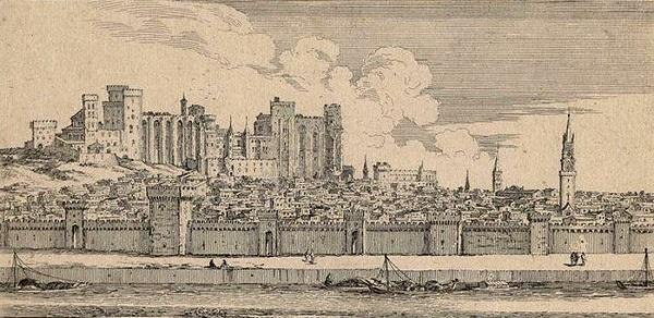 Avignon in the 17th century - headstuff.org
