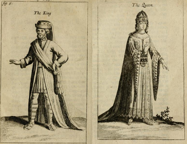 George Psalmanazar's invented Formosan king and queen - headstuff.org