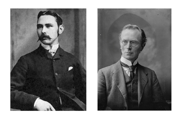 Douglas Hyde and Eoin MacNeill - headstuff.org