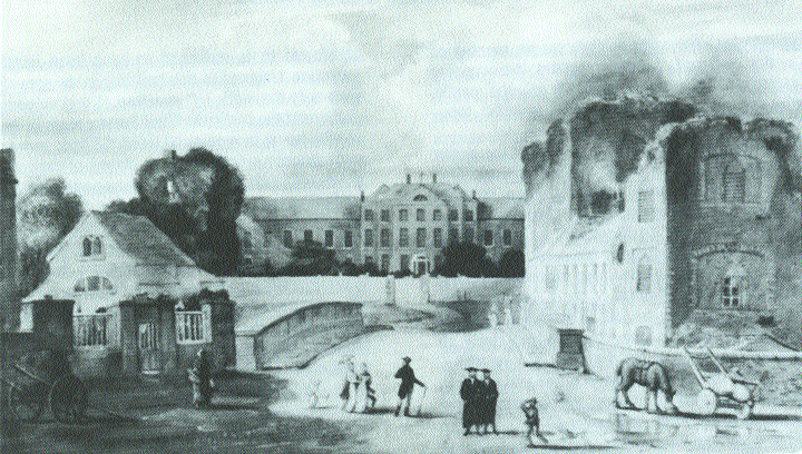 Maynooth in the 19th century - headstuff.org