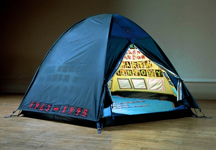 Tracey Emin - The Tent