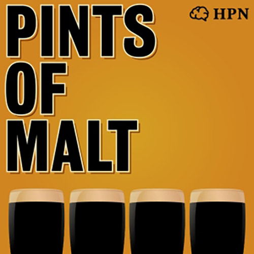 Pints of Malt Podcast Artwork