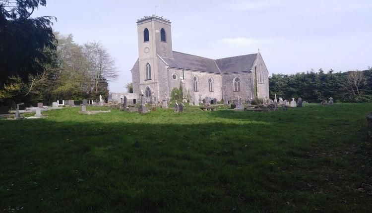 St. Mary's Church, God is Dead | HeadStuff.org