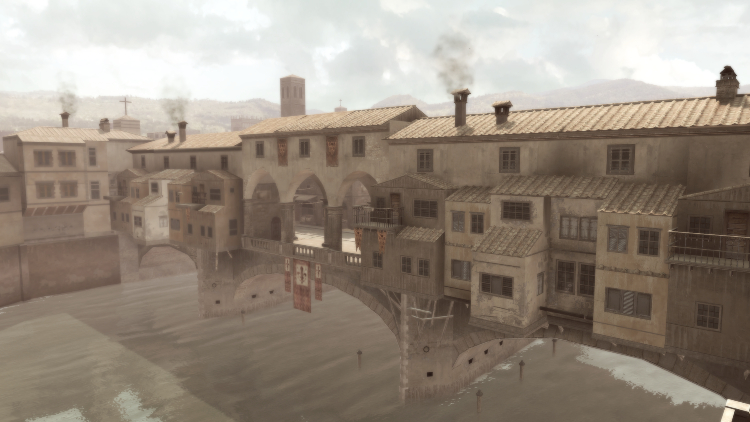Ponte Vecchio in Assassins Creed 2