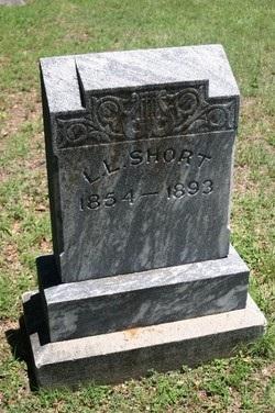 Luke Short's grave - headstuff.org