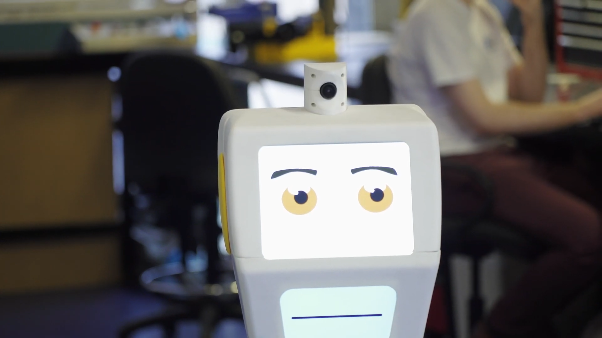 Irish AI Robot