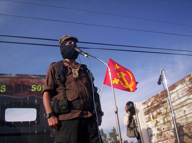 Zapatistas Subcomandante Marcos | HeadStuff.org