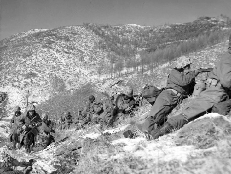 Battle of Chosin Reservoir, Tootsie Rolls | HeadStuff.org