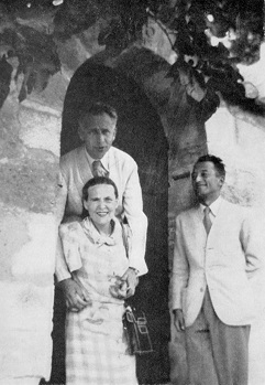 Louis Aragon and Elsa Triolet - headstuff.org