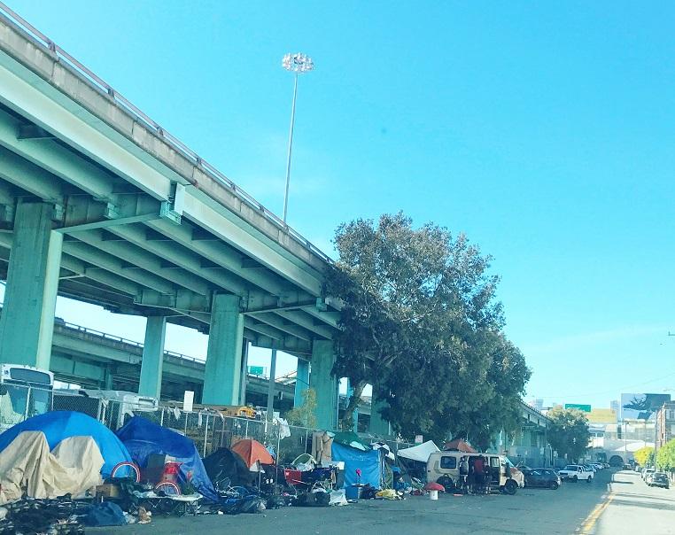 Homeless San Francisco   HeadStuff.org