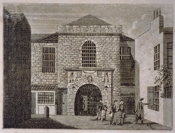 "The ""New Prison"" in Clerkenwell - headstuff.org"